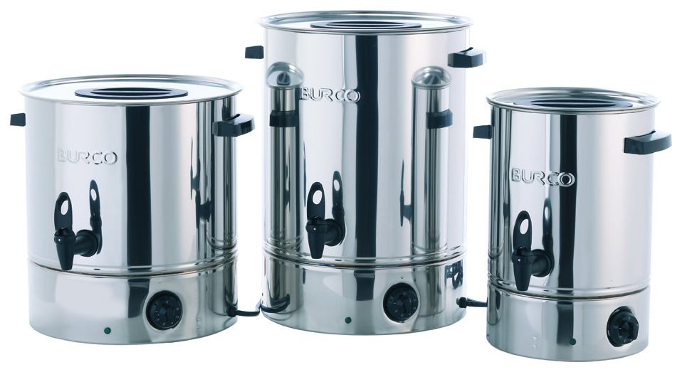 Burco Hot Water Boilers and Catering Urns available today from ...